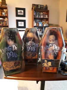 Living Dead Dolls, factory sealed