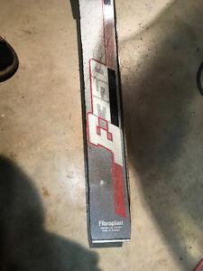 """Rosignol ladies skis 66"""" long."""