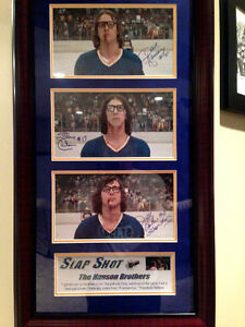 Hanson brothers, slap shot, hockey, chiefs