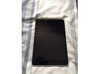 Apple iPad Mini 2 - 16GB - barely used with cover