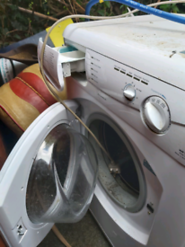 Washing machine Free to collecter. Bovey Tracey not Exeter