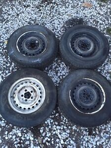 Free VW BUS wheels and tires - Tires very cracked and not safe