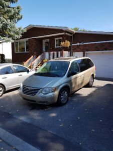 Chrysler town/country 2006