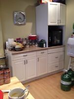 Full Kitchen cabinets for sale