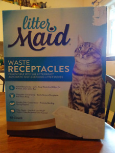 Littermaid Receptacles Value Pack - 18 Receptacles