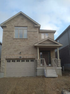 Brand New Detached House For Rent in Vista Hill, Waterloo
