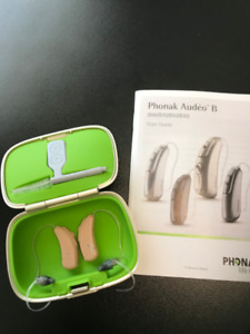 Phonak Hearing Aids and Accessories