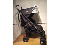 Maclaren Techno XT stroller buggy in black