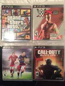 Jeux Ps3  WWE--NHL2013-Call of Duty 3 black ops