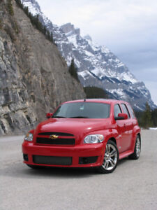 2008 Chevrolet HHR SS - 90,600 km (56,300 mi), Super clean.