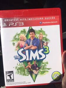 Brand new sims 3 game ($10)  PS3