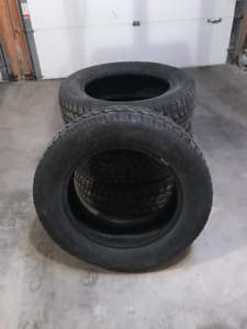 Winter Tires 215/65R17