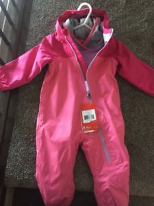 Brand New with Tags North Face 12-18 Month Snowsuit