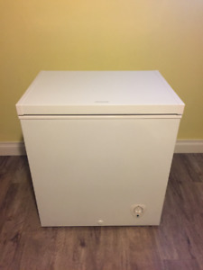 Moving Sale - Frigidaire 5 cu. ft. Chest Freezer