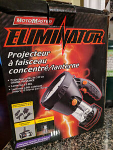 Motomaster Eliminator Spotlight (work/camping)