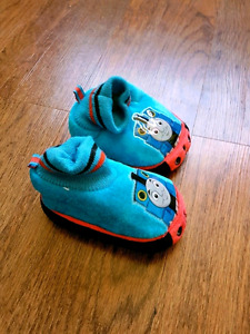 New Thomas train slippers size 7/8