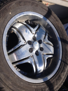 "Mags chromé sur 20"" - Pick-up GMC ou Chevy"