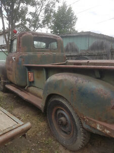 1951 Cheverlet pick up