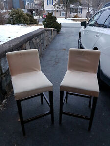 Set of Counter Height Chairs