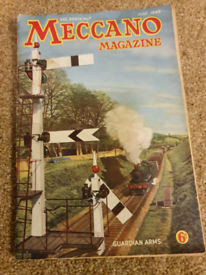 Antique MECCANO Magazine JULY 1949
