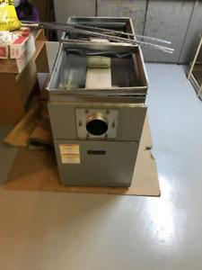 Système de chauffage à l'huile (fournaise + réservoir)