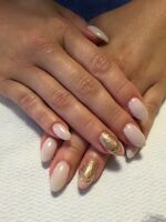 Glitz nails ~ day time openings