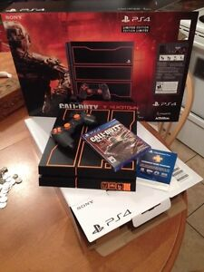 LIMITED EDITION PS4 1TB Cornwall Ontario image 1