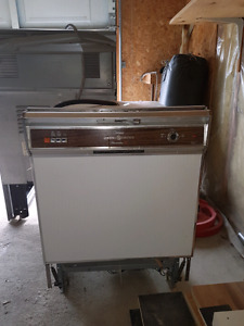 FREE - Old GE dishwasher for parts