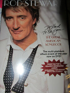 Rod Stewart - It Had to be You - CONCERT DVD