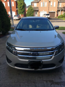 2010 Ford Fusion SE with low kms