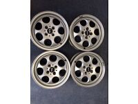 "Mini 15"" wheels set (R81)"