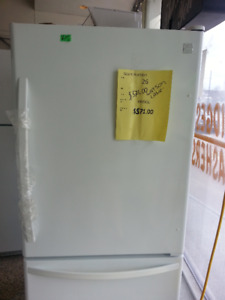 WE HAVE SOME VERY NICE FRIDGES LOOKING FOR NEW HOMES!!!!!!