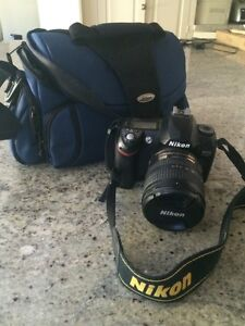 Nikon D70 complete package