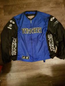 JOE ROCKET MOTORCYCLE JACKET  Includes removable liner Size XXL
