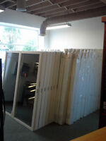 Windows & Doors Surplus at Vision Glass