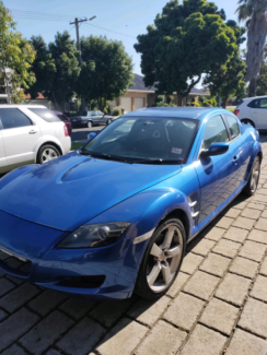2004 RX8 Blue Greenvale Hume Area Preview