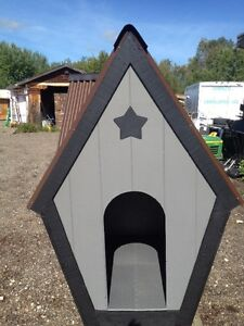 Brand New Insulated Very Large Dog House Strathcona County Edmonton Area image 2