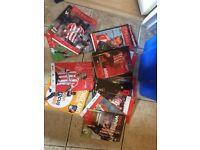 Sunderland AFC box of 50 programmes 2006-2014