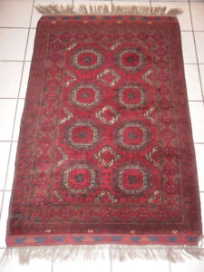 Afghan and Persian rugs / carpets