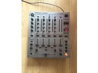 Pioneer DJM 600 in Silver in Amazing Condition