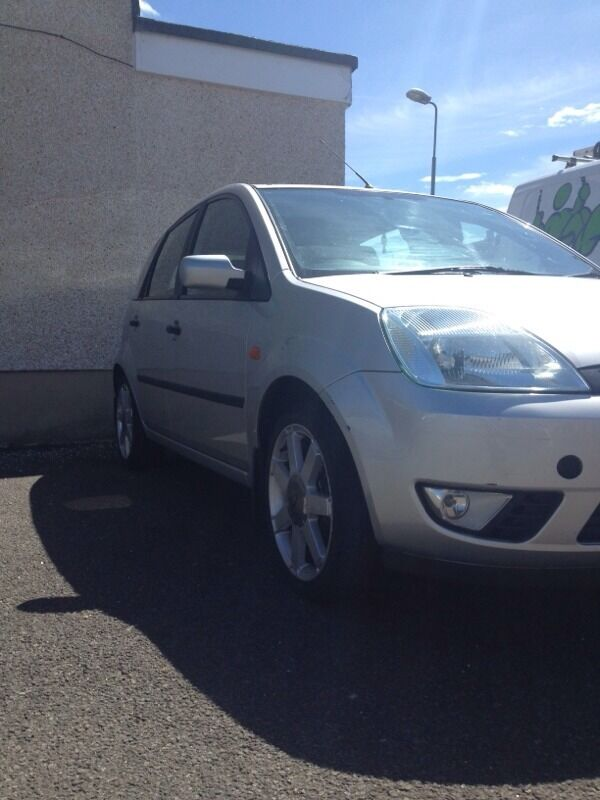 Fiesta 1.4 turbo diesel! Updated 10/7/17 Swap? Civic sport? Golf?