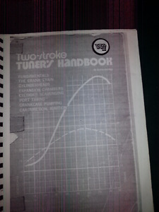 Two Stroke Tuner's Handbook for Sale