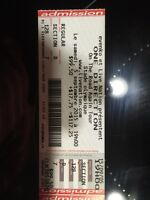 Ticket One Direction !