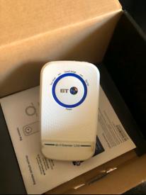 BT Dual-band wifi extender 1200