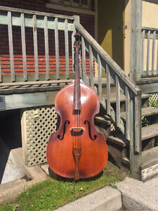 Contrebasse Kay double bass