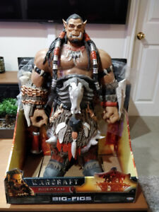 World of Warcraft Durotan Deluxe 18 Inch Action Figure