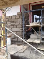 Masonry company hiring mason tenders and labours