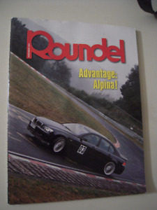 Roundel BMW CCA Magazine Back Issues