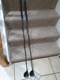 Donnay Evolution ll , 9 and 11 woods