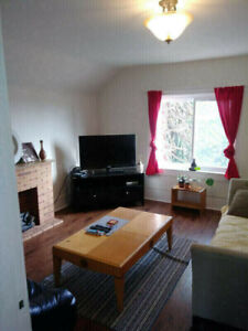 Furn'd Bedroom on Direct Bus to UBC/Langara Avail Oct 1st
